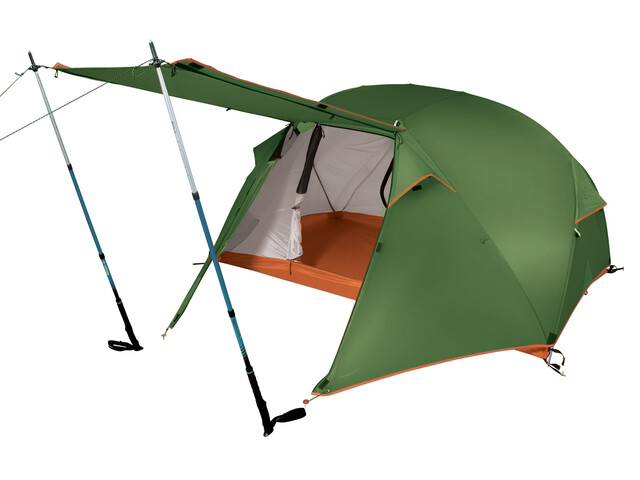 Nigor Parula 3 Tent Willow Bough/Burnt Orange